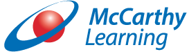 McCarthyLearning logo website 273 x75px Training